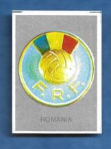 Romania Badge 1990 (S)